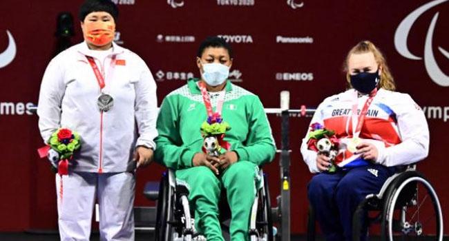 Tokyo Paralympics: Oluwafemiayo Wins Third Gold For Nigeria