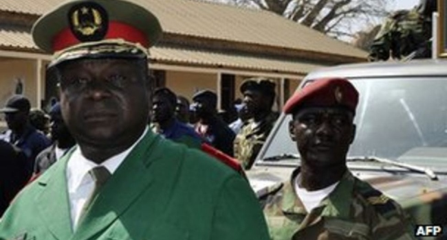 US Places $5m Bounty On Guinea-Bissau Coup Leader
