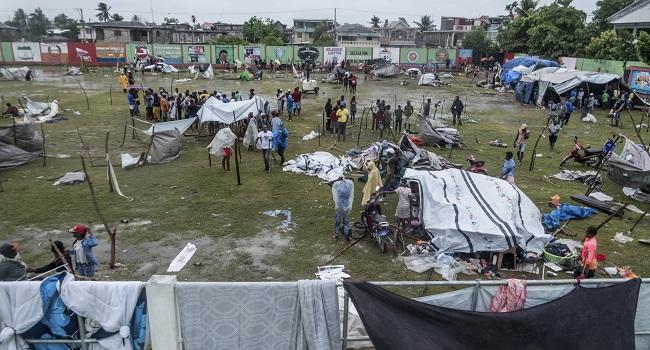 Death Toll Crosses 2,000 In Quake-Stricken Haiti