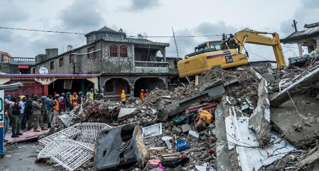 Earthquake, Storm And Floods Add To Haiti's Misery