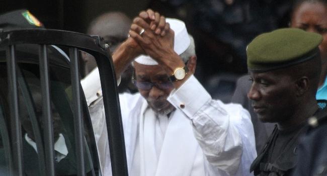 Jailed  Ex-Chadian Leader Hissene Habre Dies Of COVID-19