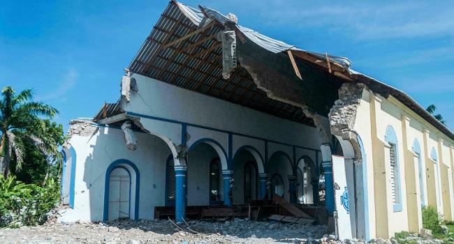 Parishioners Killed In Quake-Damaged Historic Haiti Church