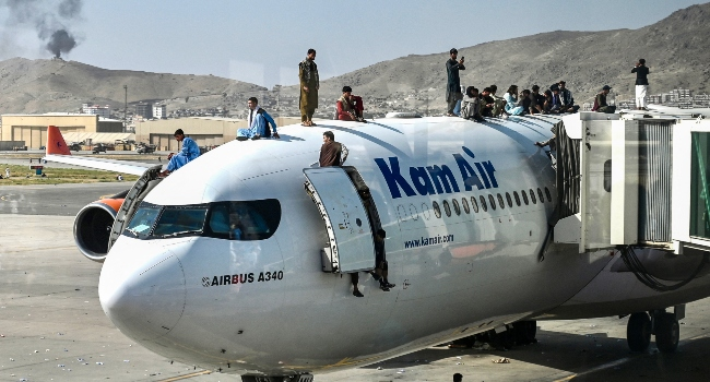 Seven People Die In Chaos Near Kabul Airport – UK