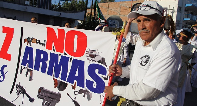 Mexico Sues US Gunmakers Over Arms Trafficking