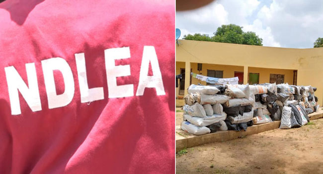NDLEA Seizes Bandits' Drug Supply In Niger