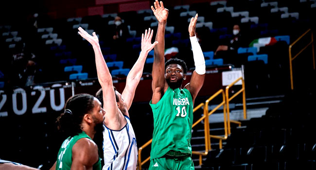 """NBBF Boss Thankful To D'Tigers For Representing Nigeria """"Very Well"""""""