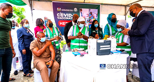 Nigeria Kicks Off Phase Two Of Covid Vaccination