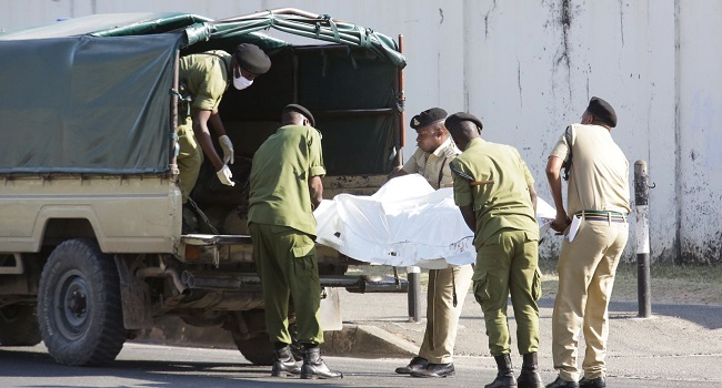 Three Police Officers, Security Guard Killed In Tanzania Shooting