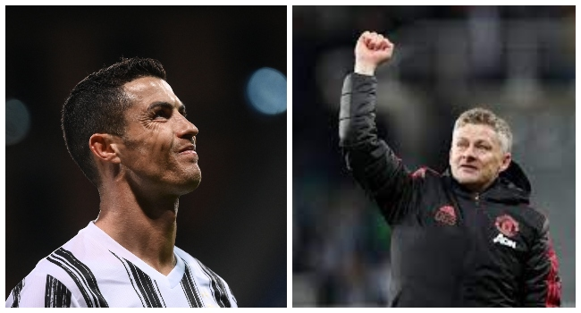 Man United Agree Deal With Juventus To Re-sign Ronaldo