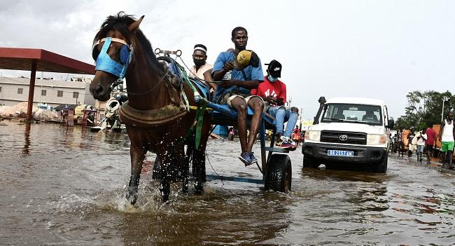 Senegal's Capital Floods Again As Experts Blame Poor Planning
