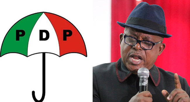 Appeal Court Strikes Out Suit Challenging Secondus' Suspension From PDP