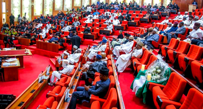 Senate Bows To Pressure, Gives INEC Sole Power On Transmission Of Results