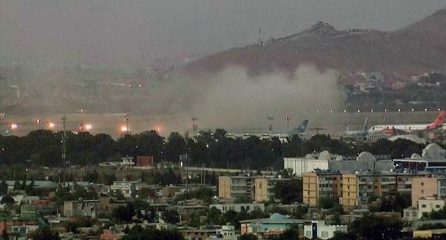 'We Will Hunt You Down': Biden Warns Kabul Bombers