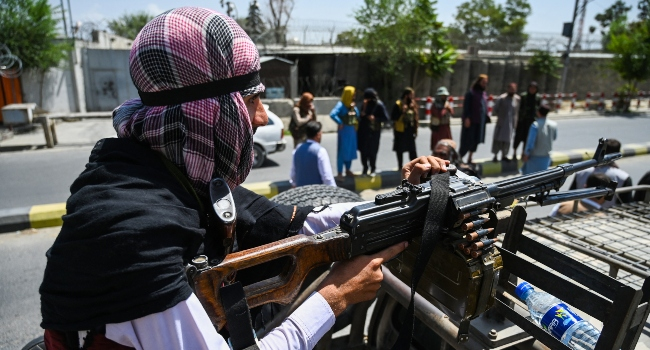 'This Song Belongs To Us': Young Taliban Dancing To A Different Tune