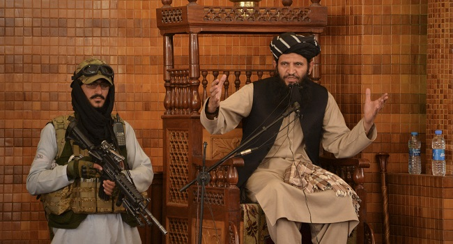 Taliban Warns Of Dire 'Consequences' If  US Delays Troops Removal