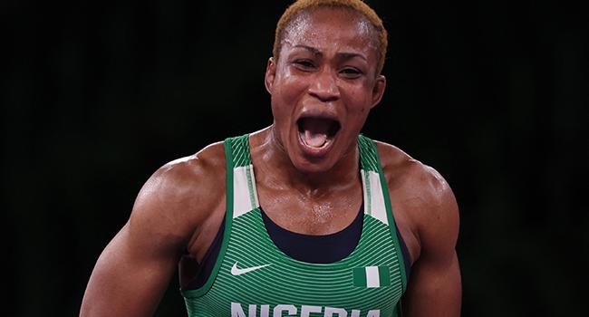 Tokyo Olympics: Oborududu Wins Silver In Women Wrestling
