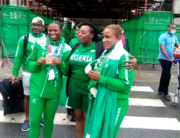 Ese Brume and Blessing Oborududu won Nigeria's two medals at the Tokyo Olympics.