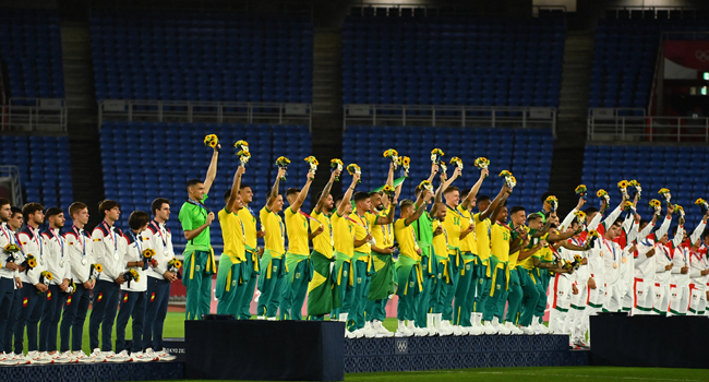 Brazil Beat Spain To Retain Olympic Football Crown
