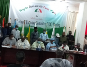 The Peoples Democratic Party held its 92nd National Executive Committee on August 28, 2021.