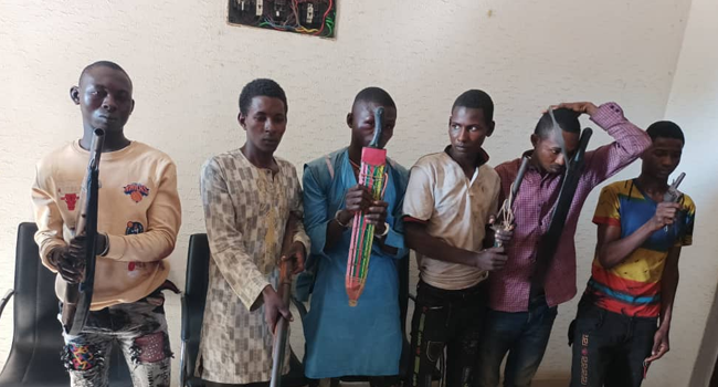 Police Rescue Kidnapped Kwara Student, Arrest Six Suspects