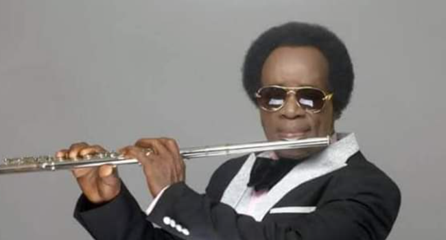 Sir Victor Uwaifo was a multi-talented musician was also a songwriter, sculptor and professor.