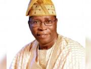A file photo of late Brigadier General Adetunji Idowu Olurin (rtd)