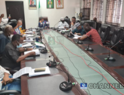 Federal Government representatives met with striking resident doctors on August 21, 2021.