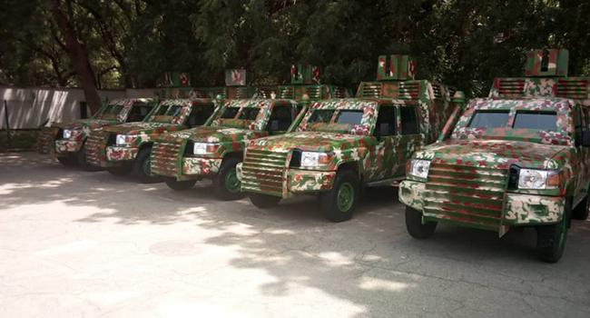 Banditry: Kebbi Govt Fabricates Armoured Vehicles For Military
