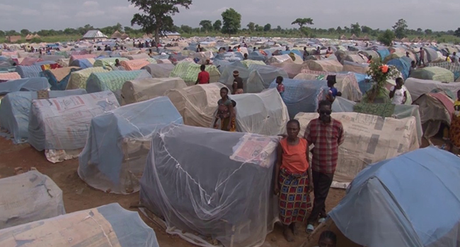 Many residents of Benue State have been displaced by violence.