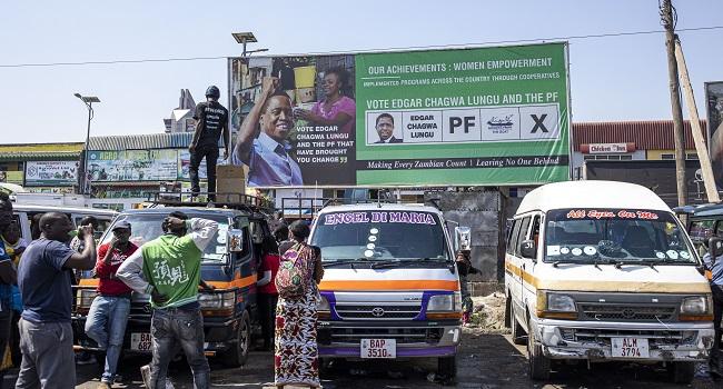 Zambians Prepare For Tense Polls As Economy Struggles
