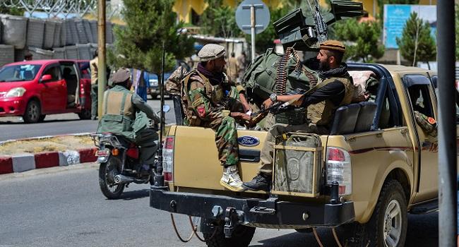 Afghan President Flees Country As Taliban Captures Kabul