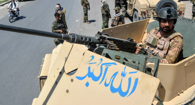US Ready To Take In Thousands More Afghans As Violence Worsens
