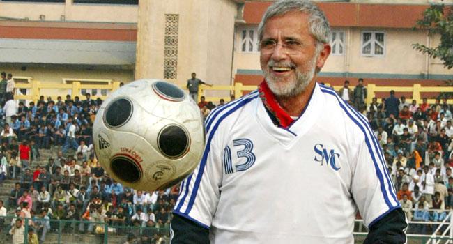 German Legend Gerd Mueller Is Dead