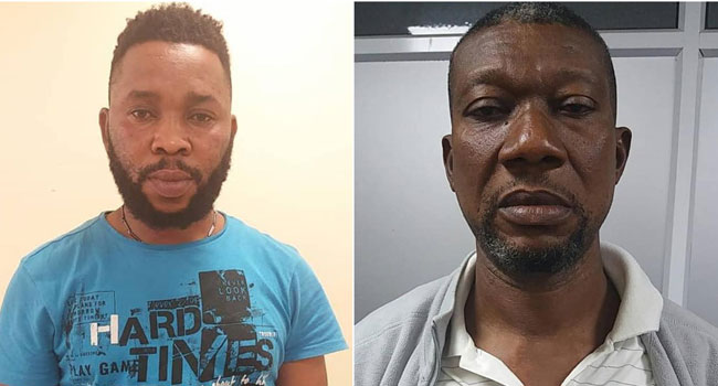 NDLEA Intercepts Drugs Going To Italy And Turkey, Arrests Suspects