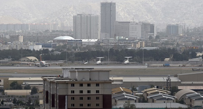 Germany Moves Diplomatic Staff In Afghanistan To Kabul Airport