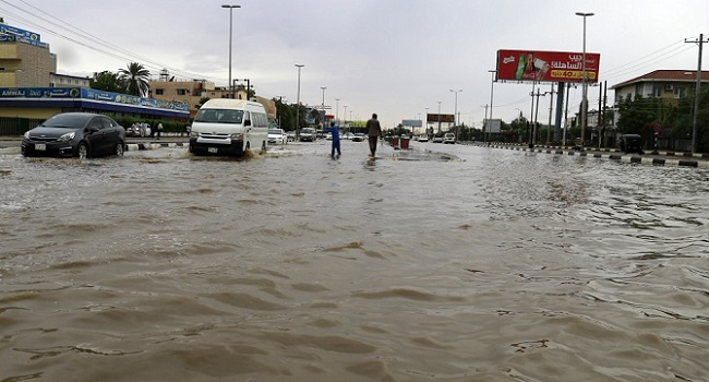 Floods In Sudan Damage Thousands Of Homes
