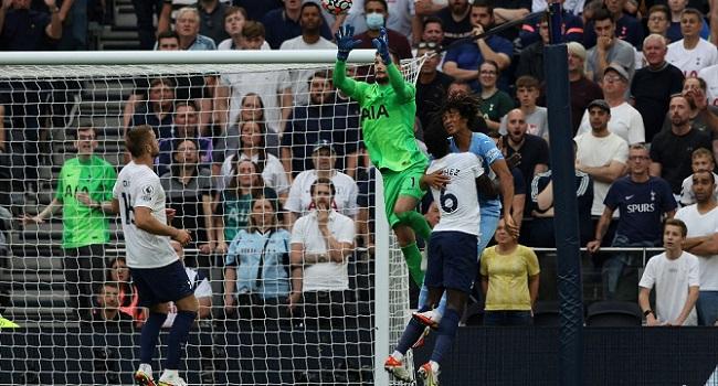 Man City Shocked 1-0 By Kane-less Tottenham