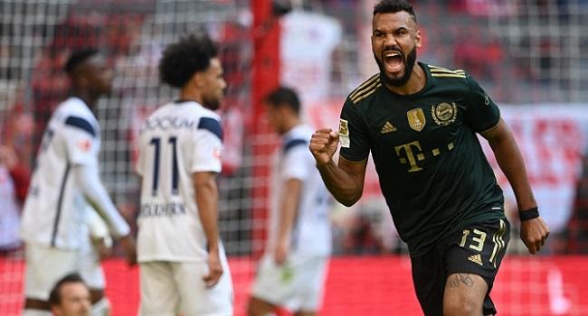 Bayern Hit Seven Past Bochum To Go Top Of Bundesliga