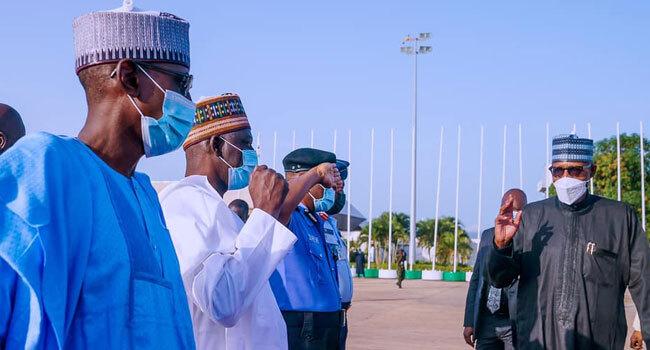 Buhari Attends1