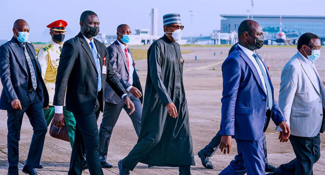 Buhari Attends2