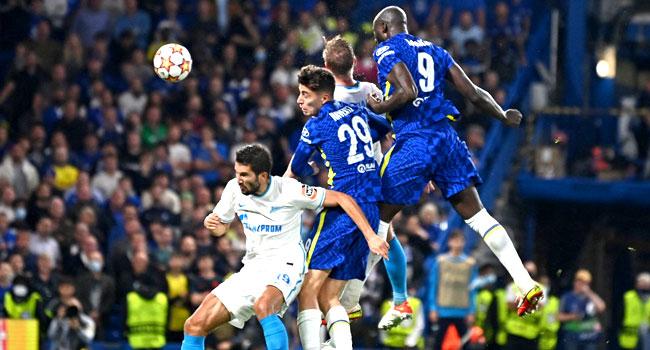 Champions League: Lukaku Lifts Chelsea Past Stubborn Zenit
