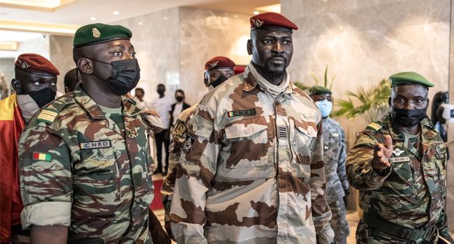 Guinea Junta Leader To Be Sworn In As President
