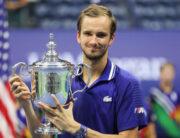 Medvedev Defeats Djokovic To Win US Open Men's Final