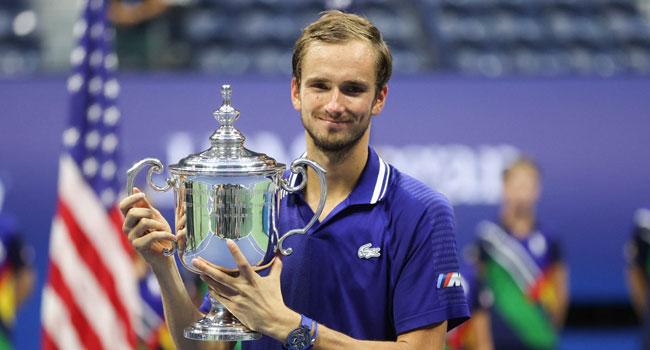 UPDATED: Medvedev Defeats Djokovic To Win US Open Men's Final