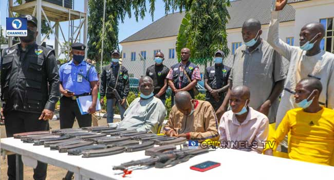 Police Nab Kidnappers Who Killed Father Of Ex-Plateau Governor