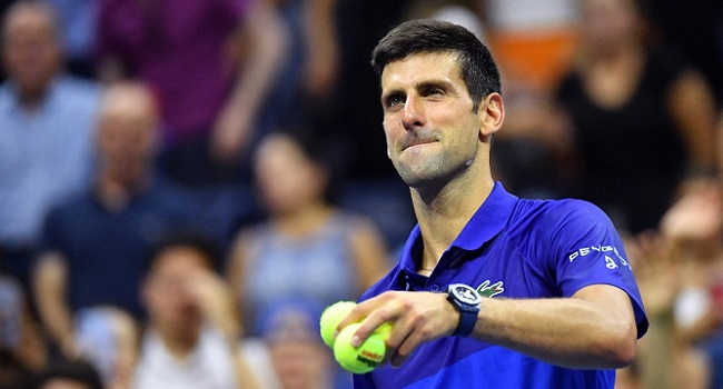 Djokovic Moves On At US Open As Top-Ranked Barty Ousted