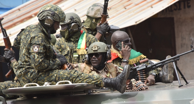 Guinea Coup Leaders Announce Nationwide Curfew