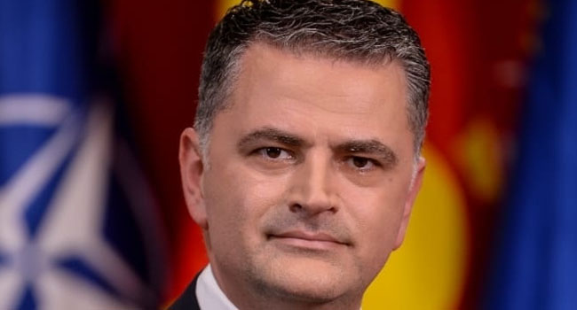North Macedonia Minister Resigns After Deadly COVID-19 Clinic Fire