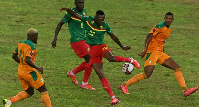 Ex-West Ham Striker Haller Stars As Côte d'Ivoire Beat Cameroon
