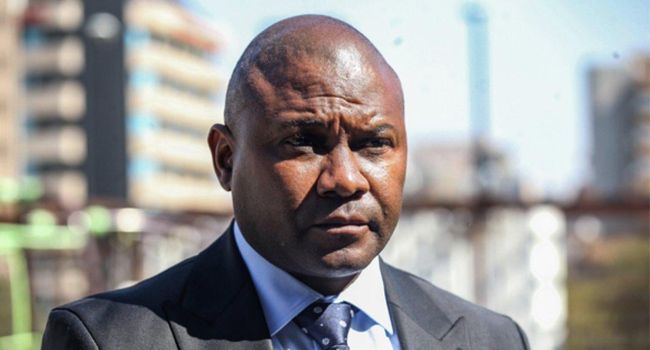 Johannesburg Mayor Dies In Car Accident
